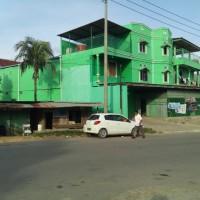 2 bidang tanah dengan total luas 484 m2 berikut bangunan  SHM: 03512 luas 214 m2 dan SHM:03953 Luas 270 m2 Kota Kendari
