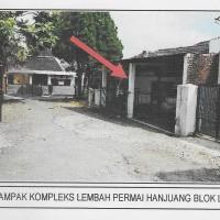 1 bidang tanah dengan total luas 237 m<sup>2</sup> berikut bangunan di Kota Bandung