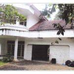 DION SETIAWAN (LELANG II) : Tanah 715 m2 & bangunan, Jl.Executive Paradise Kav.6 B, Cilandak Barat, Cilandak, Jakarta Selatan