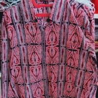 Kemeja Batik Papua di Kota Jayapura