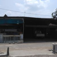 1 bidang tanah dengan total luas 680 m<sup>2</sup> berikut bangunan di Kabupaten Sragen