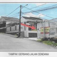 1 bidang tanah dengan total luas 123 m<sup>2</sup> berikut bangunan di Kota Bandung