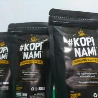 3 (tiga) pcs Kopi Nami Kopi Robusta, Kopi Pinogu dalam kemasan, Berat @200gr, expired tanggal 09/2022 di Kota Gorontalo