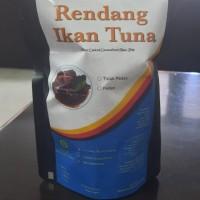 (Rendang Cik Ani) Lot 4. Satu bungkus rendang Ikan Tuna dengan berat kemasan : 250 gram rasa tidak pedas ketahanan produk 60 hari (rendang b