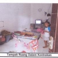 Mandiri:1 bidang tanah   luas 672 m 2,SHGB No.00384+bangunan di, Desa Kartasama, Kec. Bojonegara  Kota Serang