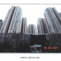BNI: 1 Unit Apartemen total luas 146 m2 di Kota Jakarta Barat