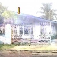 1 bidang tanah dengan total luas 591 m<sup>2</sup> berikut bangunan di Kota Jambi