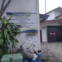 6 bidang tanah dengan total luas 3084 m<sup>2</sup> berikut bangunan di Kabupaten Bandung