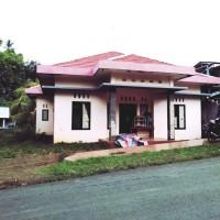 Sebidang tanah seluas 300 m2 berikut bangunan SHM 227  Kota Bitung