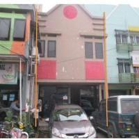 2. BANK DANAMON : 1 bidang tanah dengan total luas 68 m2 dan bangunan di Komp.Puteraco Gading Regency Blok A1-14, Bandung