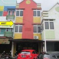 3. BANK DANAMON :1 bidang tanah dengan total luas 72 m2 dan bangunan di Komp.Ruko Puteraco Gading Regency Blok A1/17, Bandung