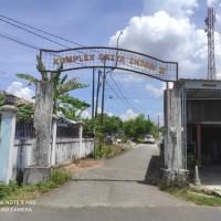 1 bidang tanah dengan total luas 268 m<sup>2</sup> di Kota Banjar Baru