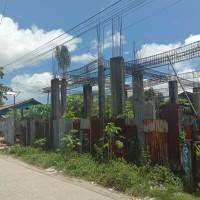 1 bidang tanah dengan total luas 301 m<sup>2</sup> berikut bangunan di Kota Sorong