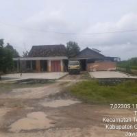 (PT BNI RRR Smg) 1 Paket terdiri dari 2 bid. T & B, SHM No. 24 & SHM No. 36, LT 4630 m2 di Ds. Tajemsari, Kec. Tegowanu, Kab Groboga