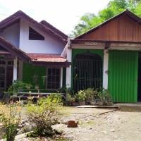 2 bidang tanah dalam satu hamparan dengan total luas 1826 m2 berikut bangunan di Kota Kotamobagu. BRI Kotamobagu