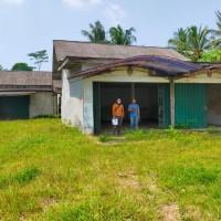 1 bidang tanah dengan total luas 2500 m<sup>2</sup> berikut bangunan di Kabupaten Banyu Asin