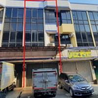 BCA : 1. 1 bidang tanah dengan total luas 74 m2 berikut bangunan (ruko) di Kota Jakarta Pusat
