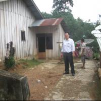 1 bidang tanah dengan total luas 338 m<sup>2</sup> berikut bangunan di Kabupaten Merangin