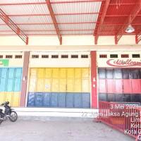 PT.BRI Cab.Limboto: 1 bidang tanah dengan total luas 154 m2 berikut bangunan di Kota Gorontalo