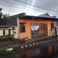 1 bidang tanah dengan total luas 260 m2 berikut bangunan di Kota Tomohon. Mandiri Reg.X  Makassar