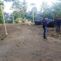1 bidang tanah dengan total luas 631 m2 di Kota Manado. Mandiri Rex. X Makassar