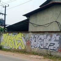 Danamon : 1 bidang tanah dengan total luas 1400 m2 berikut bangunan di Kabupaten Tangerang