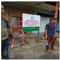 (Kejari Manokwari) 1 bidang tanah dengan total luas 199 m2 berikut bangunan di Kabupaten Manokwari