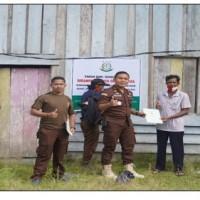 (Kejari Manokwari) 1 bidang tanah dengan total luas 1250 m2 di Kabupaten Manokwari