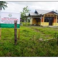 (Kejari Manokwari) 1 bidang tanah dengan total luas 2500 m2 di Kabupaten Manokwari
