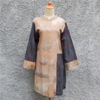UMKM: 1 unit batik Econia Dress 01 kondisi apa adanya di Kota Semarang