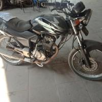 14. PEMDA M.ENIM-Satu unit kendaraan roda dua Honda Mega Pro. GL.160 D, Hitam, Th 2007, BG 6365 DZ, Rusak, Mesin Mati