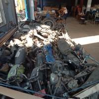 29. Scrap Kendaraan Dinas Roda 2 (dua) di Kabupaten Muara Enim