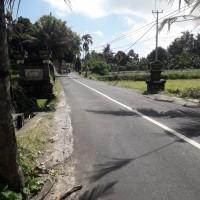 1 bidang tanah dengan total luas 1600 m<sup>2</sup> di Kabupaten Klungkung