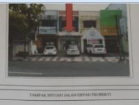 Bank MNC - 1 bidang tanah dengan total luas 85 m2 berikut bangunan di Kota Semarang