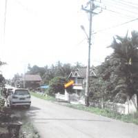 BANK MANDIRI: 1 bidang tanah dengan total luas 1345 m2 berikut bangunan di Kabupaten Dharmasraya
