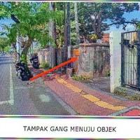 PT.BPR TISH:1 bidang tanah dengan total luas 748 m2 berikut bangunan di Kota Denpasar