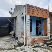 BNI RR Wilayah 02 : Tanah & Bangunan, LT 176 m2, SHM No 2048, di Kel Pandau Jaya, Kec Siak Hulu, Kab Kampar