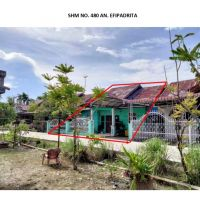 BSI Aceh : 1.2. Sebidang tanah seluas 183 m², berikut bangunan rumah tinggal diatasnya, terletak di Desa. Paya Bujok Seulemak, Kec. Lan