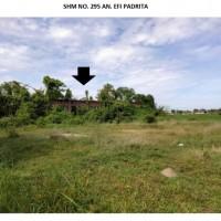 BSI Aceh : 1.3. Sebidang tanah kosong seluas 1.285 m², SHM, di Desa. Paya Bujok Beuramo, Kec. Langsa Barat, Kota Langsa