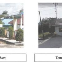 3. Sebidang tanah seluas 195 m2 berikut bangunan di Kota Palembang