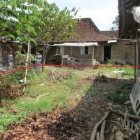 1 bidang tanah dengan total luas 134 m<sup>2</sup> berikut bangunan di Kabupaten Sleman