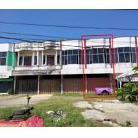 BSI Aceh : 3. Sebidang tanah seluas 134 m², berikut bangunan ruko diatasnya, di Desa. Matang Seulimeng, Kec. Langsa Barat, Kota Langsa