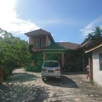 (Bank Mandiri RRCR Region I/Sumatera I) 3. tanah & bangunan luas 391 m2, SHM 251, di Aliantan, Kabun, Rokan Hulu
