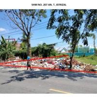 BSI Aceh : 4. Sebidang tanah kosong seluas 683 m², SHM, di Desa. Birem Puntong, Kec. Langsa Barat, Kota Langsa
