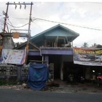 1 bidang tanah dengan total luas 213 m<sup>2</sup> berikut bangunan di Kota Samarinda