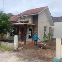 BNI RR Wilayah 02 : Tanah & Bangunan, LT 120 m2, SHM No 10403, di Kel Tuah Karya, Kec Tampan, Kota Pekanbaru