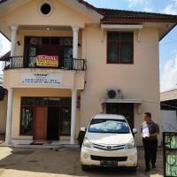 1 bidang tanah dengan total luas 708 m<sup>2</sup> berikut bangunan di Kota Palembang
