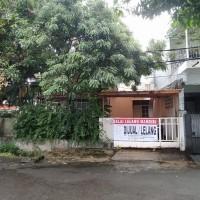 Mandiri : 2 bidang tanah dengan total luas 304 m2 berikut bangunan di Kota Tangerang Selatan