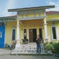 1 bidang tanah dengan total luas 1240 m2 berikut bangunan di Kabupaten Banggai
