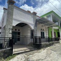 2 bidang tanah dengan total luas 1209 m<sup>2</sup> berikut bangunan di Kota Ternate